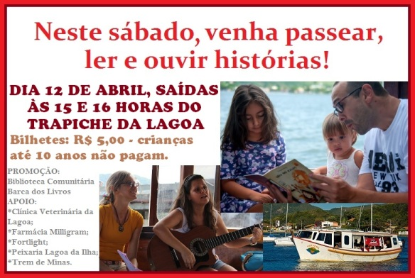 Histórias na Barca dos Livros